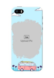 iPhone 5s Mobile Covers Online: Travel & Adventure Design