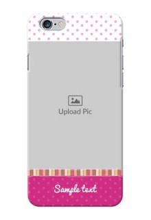 iPhone 6 Plus custom mobile cases: Cute Girls Cover Design