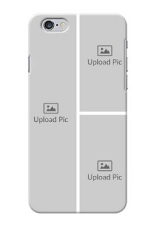 iPhone 6 Plus Custom Mobile Cover: Upload Multiple Picture Design