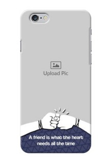 iPhone 6 Plus Mobile Covers Online with Best Friends Design
