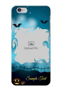 iPhone 6 Plus Personalised Phone Cases: Halloween frame design