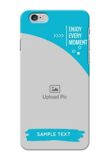 iPhone 6 Plus Personalized Phone Covers: Happy Moment Design