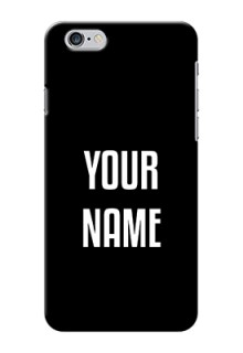 Iphone 6 Plus Your Name on Phone Case
