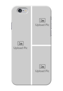 iPhone 6 Custom Mobile Cover: Upload Multiple Picture Design
