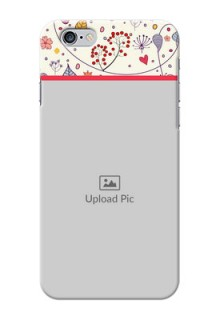 iPhone 6 phone back covers: Premium Floral Design