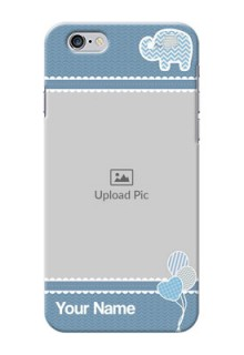 iPhone 6 Custom Phone Covers with Kids Pattern Design