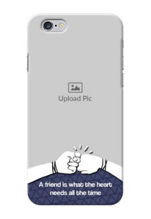iPhone 6 Mobile Covers Online with Best Friends Design