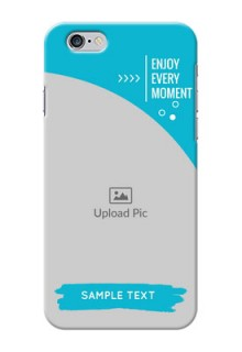 iPhone 6 Personalized Phone Covers: Happy Moment Design