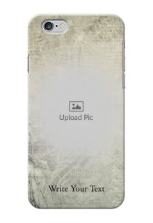 iPhone 6 custom mobile back covers with vintage design