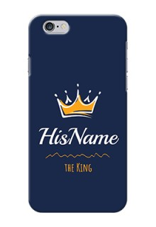 Iphone 6 King Phone Case with Name