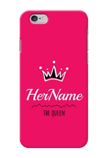 Iphone 6 Queen Phone Case with Name