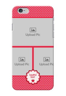 iPhone 6s Plus mobile back covers online: Bulk Pic Upload Design