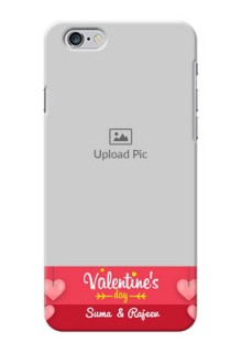 iPhone 6s Plus Mobile Back Covers: Valentines Day Design