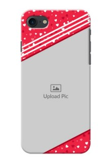iPhone 7 Custom Mobile Covers:  Valentines Gift Design