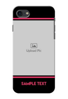 iPhone 7 Mobile Covers With Add Text Design