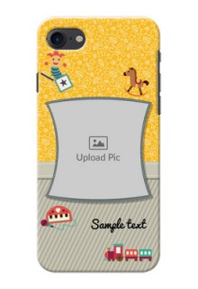 iPhone 7 Mobile Cases Online: Baby Picture Upload Design