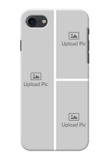 iPhone 7 Custom Mobile Cover: Upload Multiple Picture Design