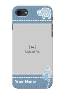 iPhone 7 Custom Phone Covers with Kids Pattern Design