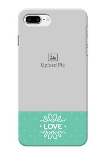 iPhone 8 Plus mobile cases online: Lovers Picture Design
