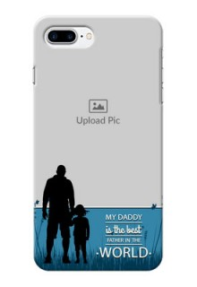 iPhone 8 Plus Personalized Mobile Covers: best dad design