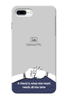 iPhone 8 Plus Mobile Covers Online with Best Friends Design