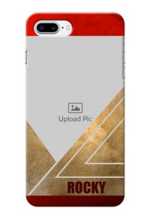 iPhone 8 Plus mobile phone cases: Gradient Abstract Texture Design
