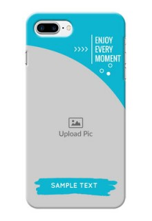 iPhone 8 Plus Personalized Phone Covers: Happy Moment Design
