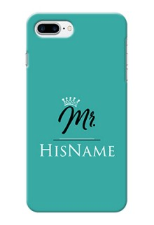 Iphone 8 Plus Custom Phone Case Mr with Name