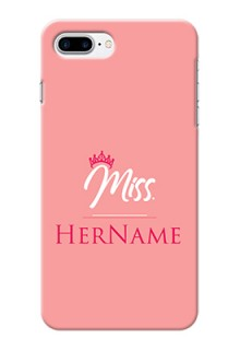 Iphone 8 Plus Custom Phone Case Mrs with Name