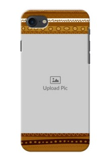 Apple iPhone 8 Friends Picture Upload Mobile Cover Design