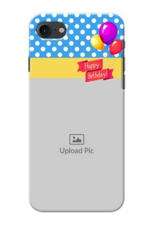 Apple iPhone 8 Happy Birthday Mobile Back Cover Design