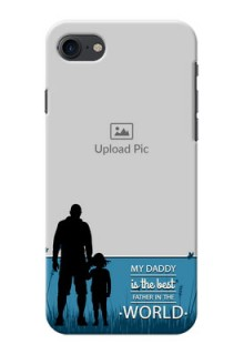 iPhone 8 Personalized Mobile Covers: best dad design
