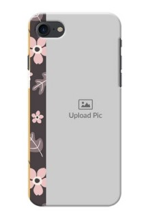 iPhone 8 mobile cases online: Stylish Floral Design