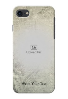 iPhone 8 custom mobile back covers with vintage design