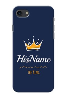 Iphone 8 King Phone Case with Name
