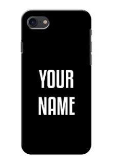 Iphone 8 Your Name on Phone Case