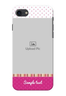 iPhone SE 2020 custom mobile cases: Cute Girls Cover Design