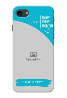 iPhone SE 2020 Personalized Phone Covers: Happy Moment Design