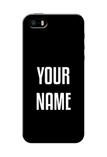 iPhone SE 2016 Your Name on Phone Case