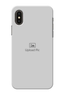 iPhone X Custom Mobile Cover: Upload Full Picture Design
