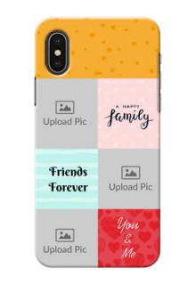 iPhone X Customized Phone Cases: Images with Quotes Design