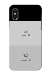 Iphone X 2 Images on Phone Cover