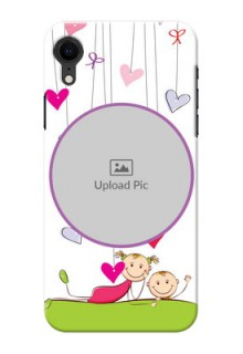 Apple Iphone XR Mobile Cases: Cute Kids Phone Case Design