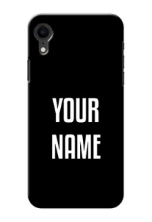 Iphone Xr Your Name on Phone Case