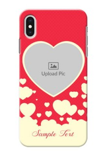 iPhone XS Max Phone Cases: Love Symbols Phone Cover Design