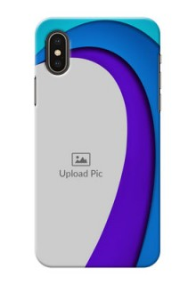 iPhone XS custom back covers: Simple Pattern Design