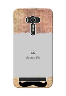 Asus ZenFone 2 Laser Mobile Back Covers Online with Texture Design