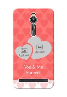 Asus ZenFone 2 ZE551ML Couples Picture Upload Mobile Cover Design
