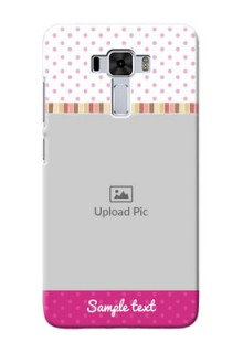 Asus Zenfone 3 Laser custom mobile cases: Cute Girls Cover Design