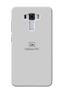 Asus Zenfone 3 Laser Custom Mobile Cover: Upload Full Picture Design